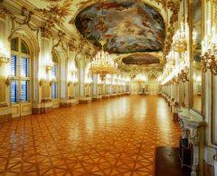 Schönbrunns speilsal, Det store galleriet, Wien, Innere Stadt, Unescos liste over Verdensarven, Ober- Nieder-Österreich og Wien, Østerrike