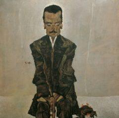 Belvedere: Egon Schiele, Selvportrett, Wien, Innere Stadt, Unescos liste over Verdensarven, Ober- Nieder-Österreich og Wien, Østerrike
