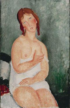 Amadeo Modigliani, Ung kvinne i bluse, Wien, Innere Stadt, Unescos liste over Verdensarven, Ober- Nieder-Österreich og Wien, Østerrike