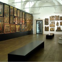 Belvedere, middelaldersamlingen i Prunkstall, Wien, Innere Stadt, Unescos liste over Verdensarven, Ober- Nieder-Österreich og Wien, Østerrike
