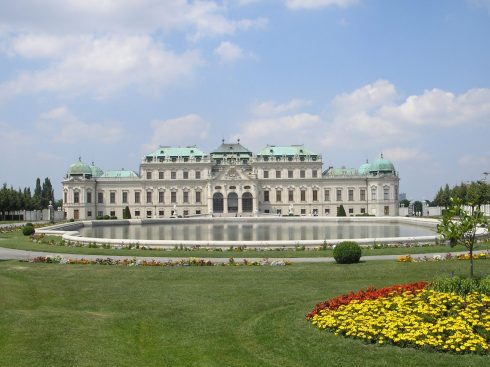 Belvedere, Wien, Innere Stadt, Unescos liste over Verdensarven, Ober- Nieder-Österreich og Wien, Østerrike