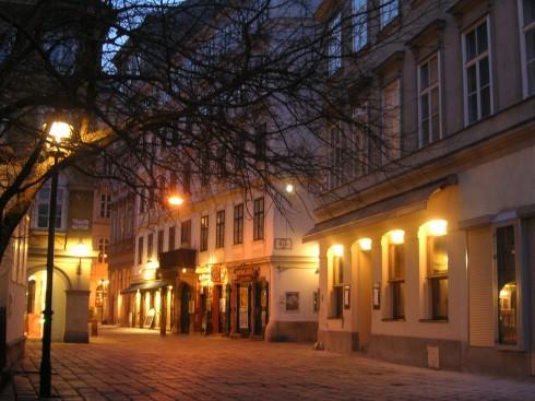 Judenviertel, Wien, Innere Stadt, Unescos liste over Verdensarven, Ober- Nieder-Österreich og Wien, Østerrike