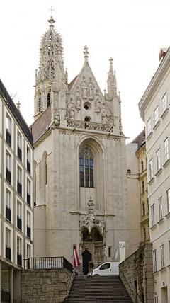 Maria am Gestade, Wien, Innere Stadt, Unescos liste over Verdensarven, Ober- Nieder-Österreich og Wien, Østerrike