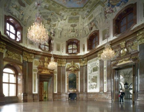 Marmorsalen, Belvedere, Wien, Innere Stadt, Unescos liste over Verdensarven, Ober- Nieder-Österreich og Wien, Østerrike