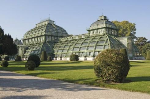Palmehuset, Palmenhaus Wien, Wien, Innere Stadt, Unescos liste over Verdensarven, Ober- Nieder-Österreich og Wien, Østerrike
