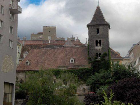 Ruprechtkirche, Wien, Innere Stadt, Unescos liste over Verdensarven, Ober- Nieder-Österreich og Wien, Østerrike