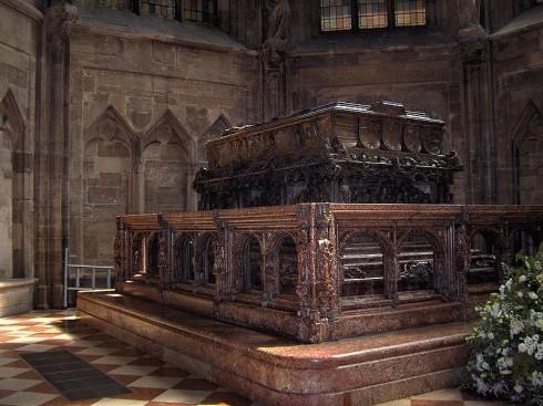 Keiser Friedrich III , St Stephansdom, Wien, Innere Stadt, Unescos liste over Verdensarven, Ober- Nieder-Österreich og Wien, Østerrike