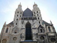 St Stephansdoms fasade, Wien, Innere Stadt, Unescos liste over Verdensarven, Ober- Nieder-Österreich og Wien, Østerrike