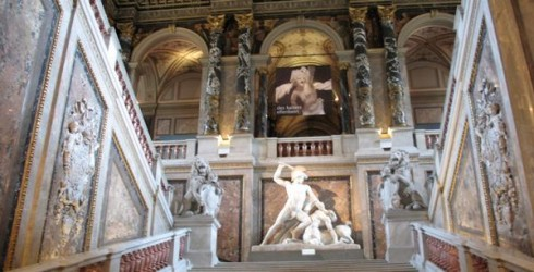 Theseustrappen, Kunsthistorisches Museum, Wien, Innere Stadt, Unescos liste over Verdensarven, Ober- Nieder-Österreich og Wien, Østerrike