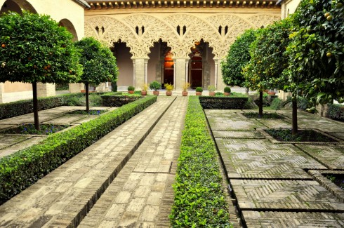 Aljaferia, Zaragoza, Rio Ebro, Plaza del Pilar, Plaza César Augusto, Unescos liste over Verdensarven, historisk bydel, gamleby, Aragon, Madrid og innlandet, Spania