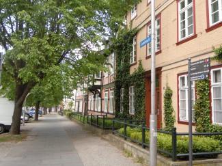 Schwerin, Schelfmarkt, Schelfstadt, Nord-Tyskland