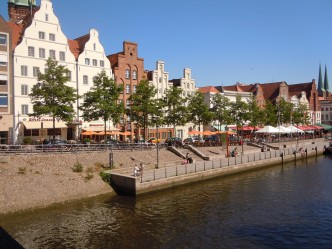 Hansestadt Lübeck, Schleswig-Holstein, Hansaforbundet, Unesco Verdensarv, Altstadt, Historisk, Middelalder, Markt, Unescos liste over Verdensarven, Nord-Tyskland, Tyskland