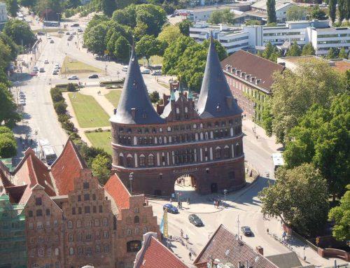 Nord-Tyskland del 4 – Hamburg og Lübeck