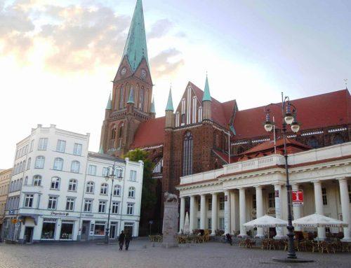 Nord-Tyskland 2012 del 1 – Schwerin og Wismar