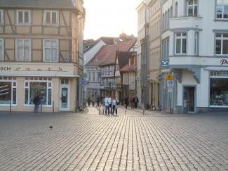 Schwerin, Altstadt, Schmiedesstrasse, Alter Markt, Am Markt, Nord-Tyskland