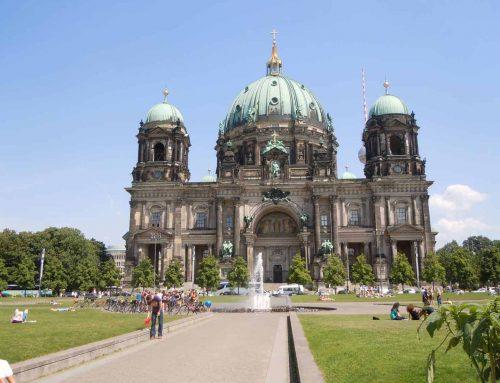 Nord-Tyskland del 3 – Berlin