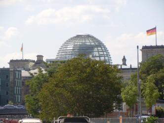 Parlamentsbygningen i Berlin