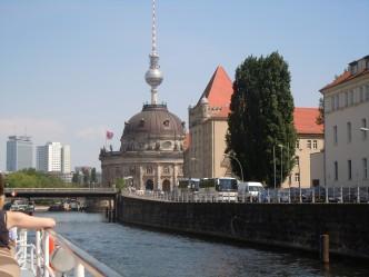 Bodemuseum på Museumsinsel, Berlin