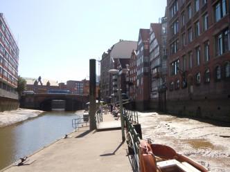 Deichstrasse, Hamburg