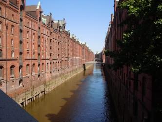 Speicherstadt Hamburg, Unescos liste over Verdensarven