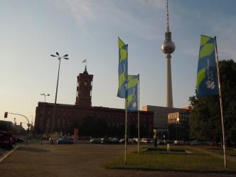 Fjernsynstårnet Berlin