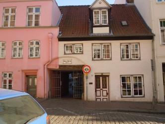 Lübecks Altstadt er oppført på Unescos liste over Verdensarven