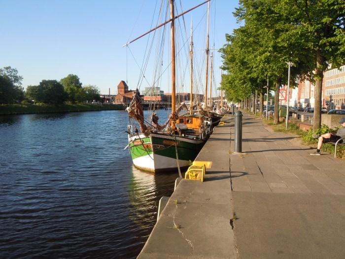Lübeck, Altstadt, Unesco, Trave