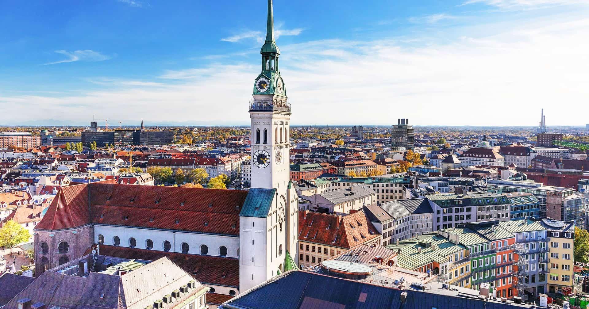 München, ReisDit.no