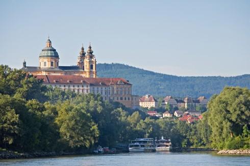 Kloster Melk, Donau, Wachau, Unescos liste over Verdensarven, Østerrike