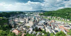 Salzburg, Salzburg, Unescos liste over Verdensarven, Østerrike