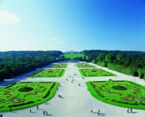 Unescos liste over Verdensarven, Østerrike