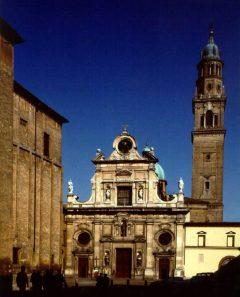 San Giovanni Evangelista, Parma, Emilia Romagna, Nord-Italia, Italia
