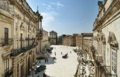 Siracusa, Ortygia, Unescos liste over Verdensarven, antikken, barokken, Sicilia, Italia