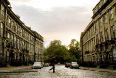 New Town, Edinburgh, Skottland, Storbritannia