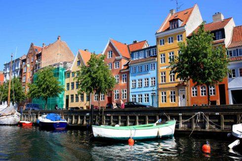København, Nyhavn, arkitektur