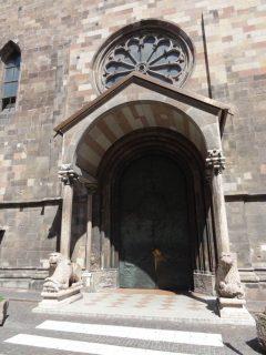 Portico, Duomo, Gamlebyen, Altstadt, Bolzano, Bozen, Alto Adige, Tyrol, Süd-Tirol, Nord-Italia, Italia