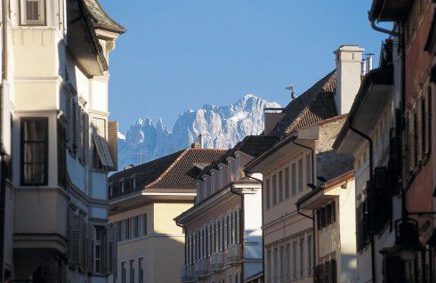 Bolzano, Bozen, Altstadt, Alto Adige, Nord-Italia, Tyrol, Italia