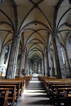 Bolzano Duomo, Gamlebyen, Altstadt, Bolzano, Bozen, Alto Adige, Tyrol, Süd-Tirol, Nord-Italia, Italia