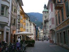 Gamlebyen, Altstadt, Bolzano, Bozen, Alto Adige, Tyrol, Süd-Tirol, Nord-Italia, Italia
