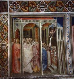 St Johann im Dorfe, gamlebyen, Altstadt, Bolzano, Bozen, Alto Adige, Tyrol, Süd-Tirol, Nord-Italia, Italia