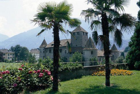 Schloss Maretsch, Altstadt, Bolzano, Bozen, Alto Adige, Tyrol, Süd-Tirol, Nord-Italia, Italia
