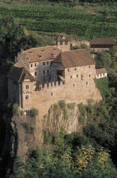 Runkelstein, Bolzano, Bozen, Alto Adige, Tyrol, Süd-Tirol, Nord-Italia, Italia