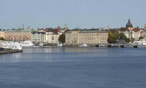 Stockholm Blasierholmen, Nationalmuseum,
