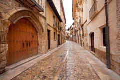 Pamplona, gamlebyen, Navarreira, Navarra, Baskerland, Nord-Spania, Spania