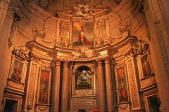 San Sebastian, Iglesia Santa Maria , Baskerland, Nord-Spania