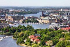 Stockholm, Gamla Stan, gamlebyen, Unesco Verdensarv, Sverige