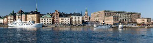 Kungliga Slottet, Stockholm, Gamla Stan, gamlebyen, Unesco Verdensarv, Sverige