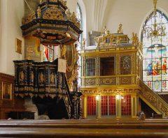 Kongelosjen i Tyska Kyrkan, Stockholm, Gamla Stan, gamlebyen, Unesco Verdensarv, Sverige