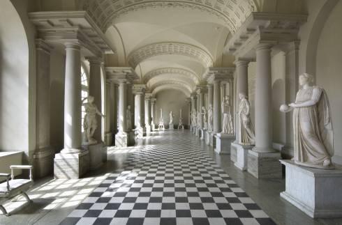 Antikmuseet, Kungliga Slottet, Stockholm, Gamla Stan, gamlebyen, Unesco Verdensarv, Sverige