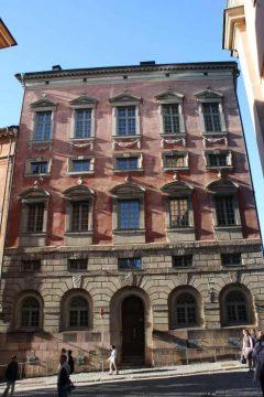 Oxenstiernska_palatset, Stockholm, Gamla Stan, gamlebyen, Unesco Verdensarv, Sverige